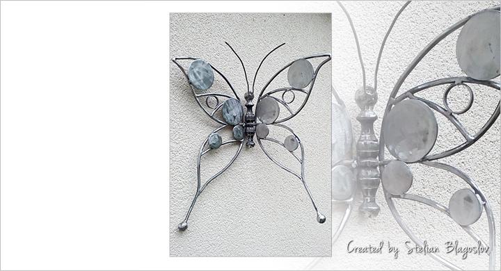 Iron butterfly Stelian Blagoslov
